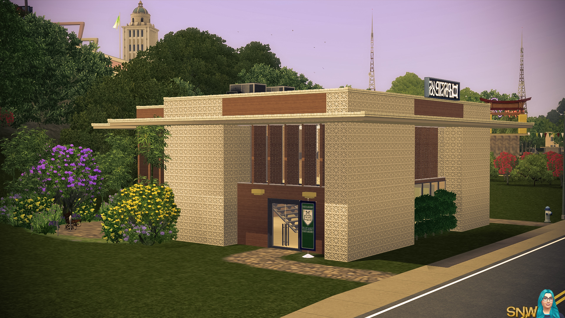 The Sims 3 Belmont