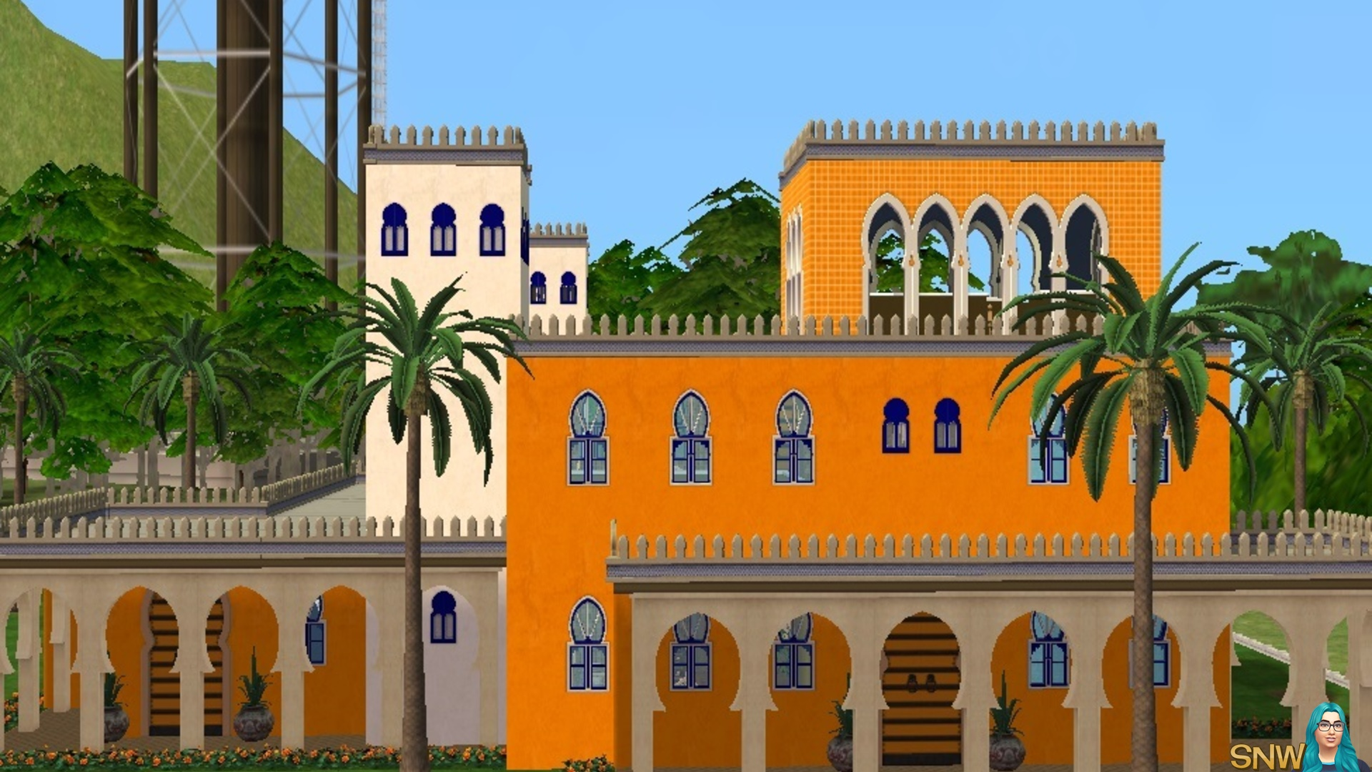 Moroccan dreams snw - Sims 2 downloads mobel ...
