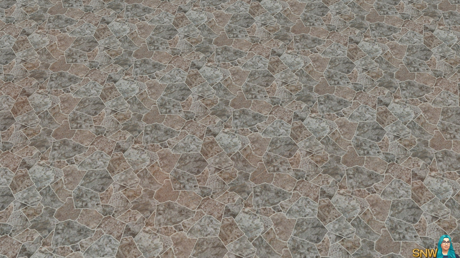 Dusty Tropical Stone