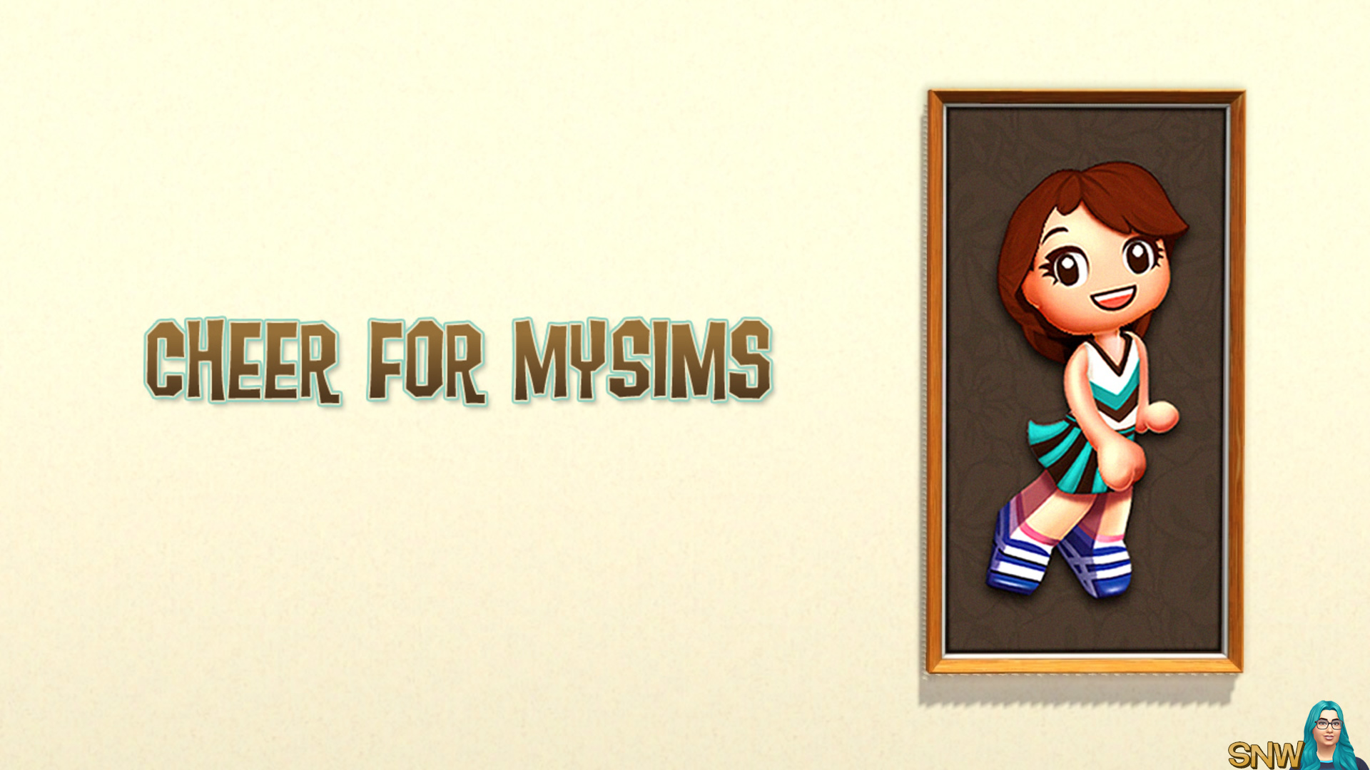 Cheer for MySims!