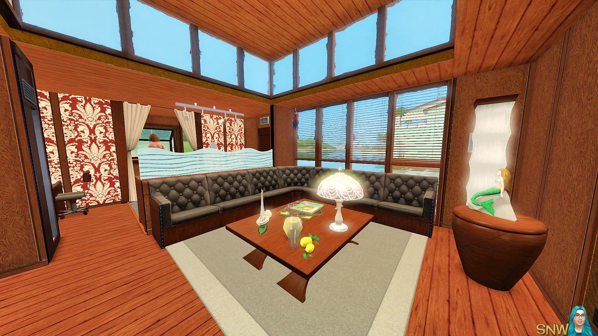Navicula Houseboat