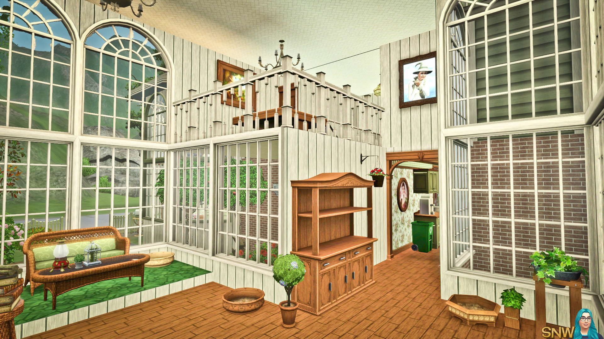 The tumblr house snw - Sims 2 downloads mobel ...
