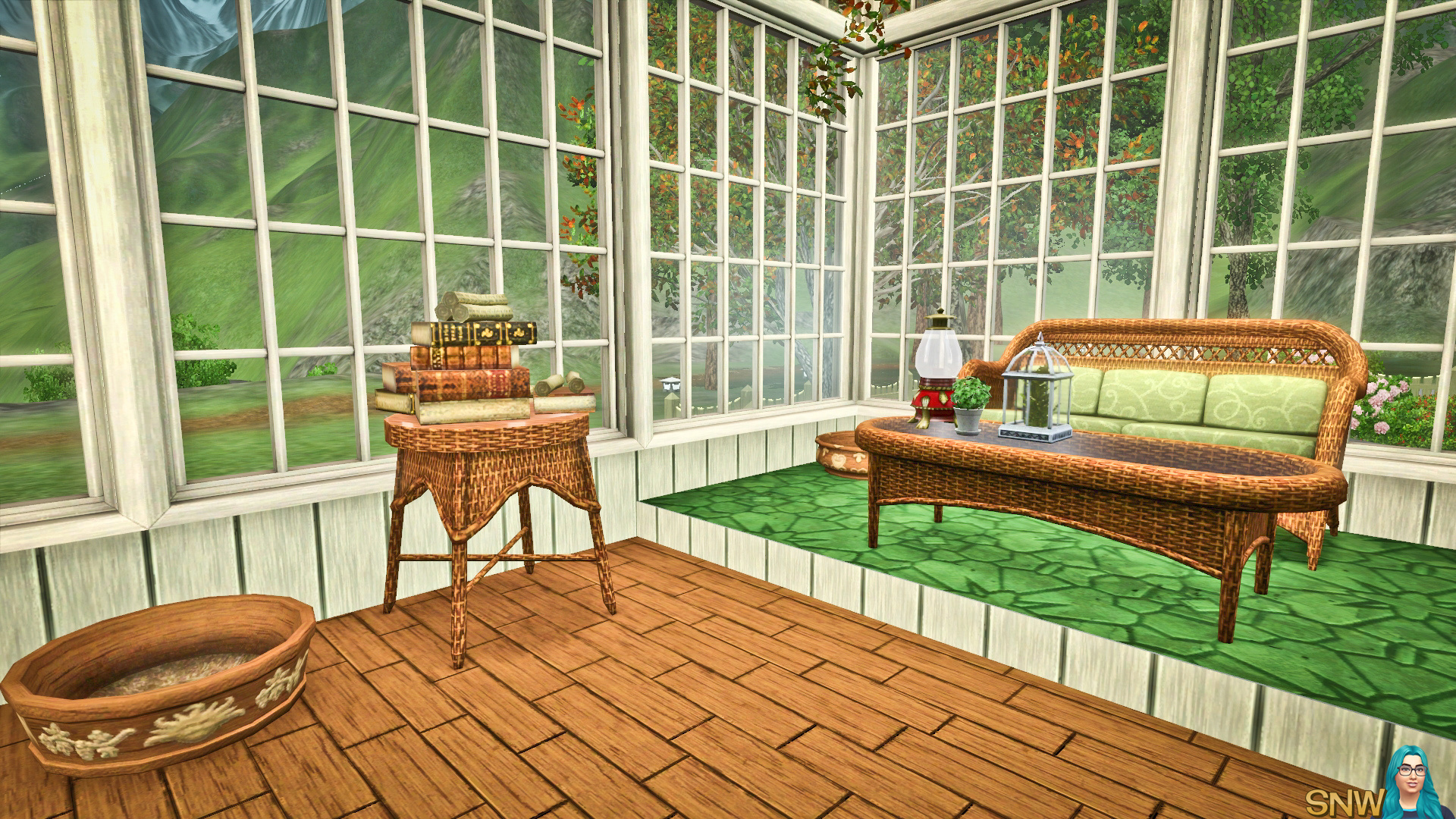Fantastic The Tumblr House Snw Simsnetwork Com Interior Design Ideas Gentotthenellocom