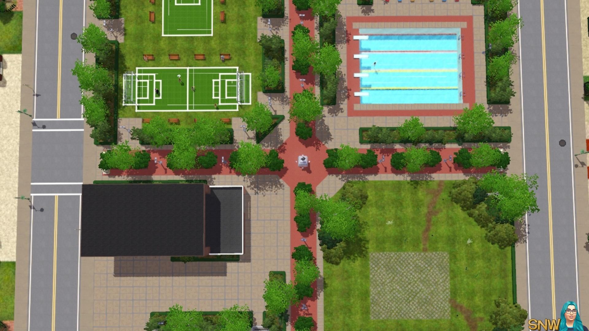 The Green Sunshine Sports Park