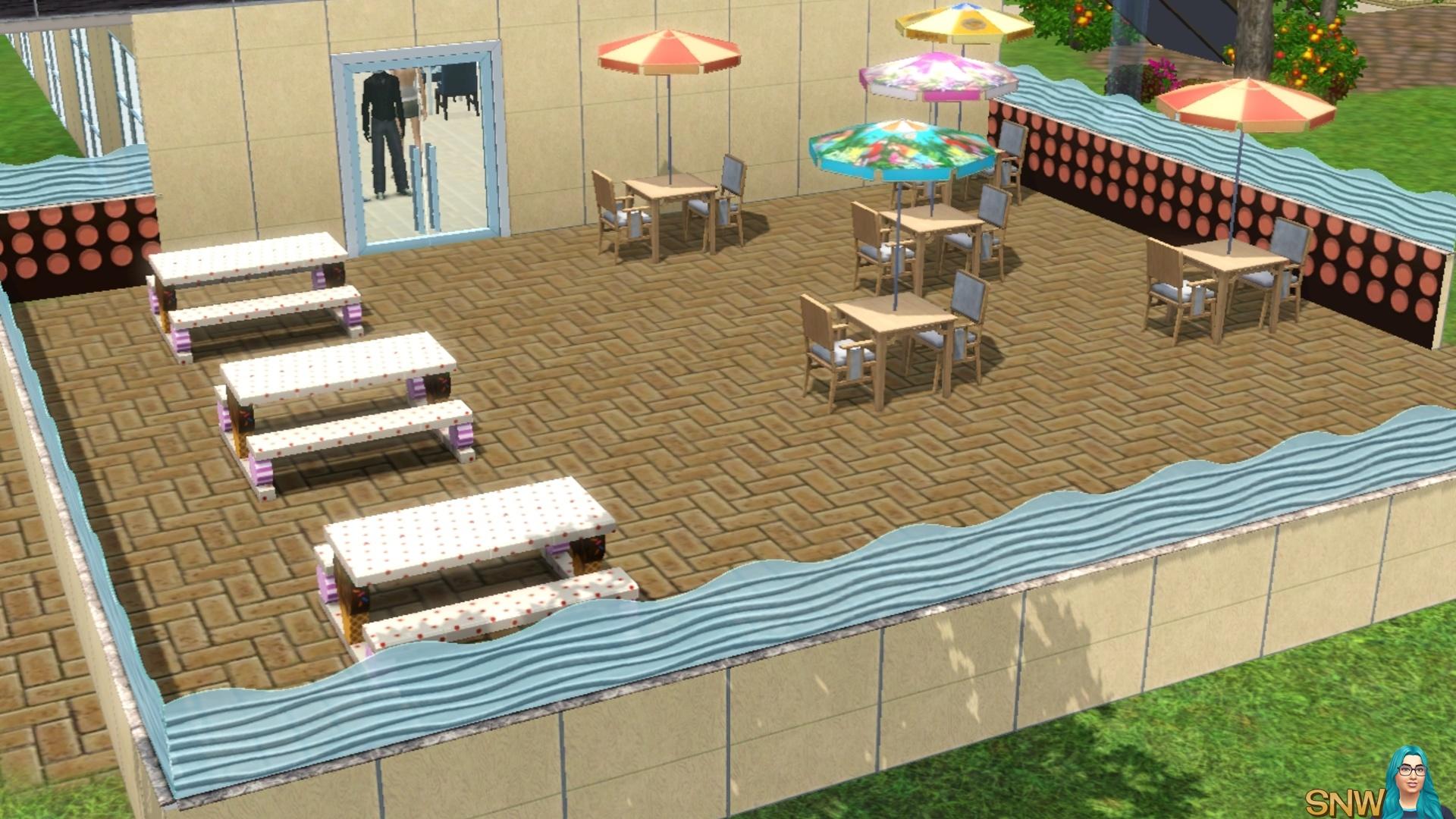 Modern, Familie Resort
