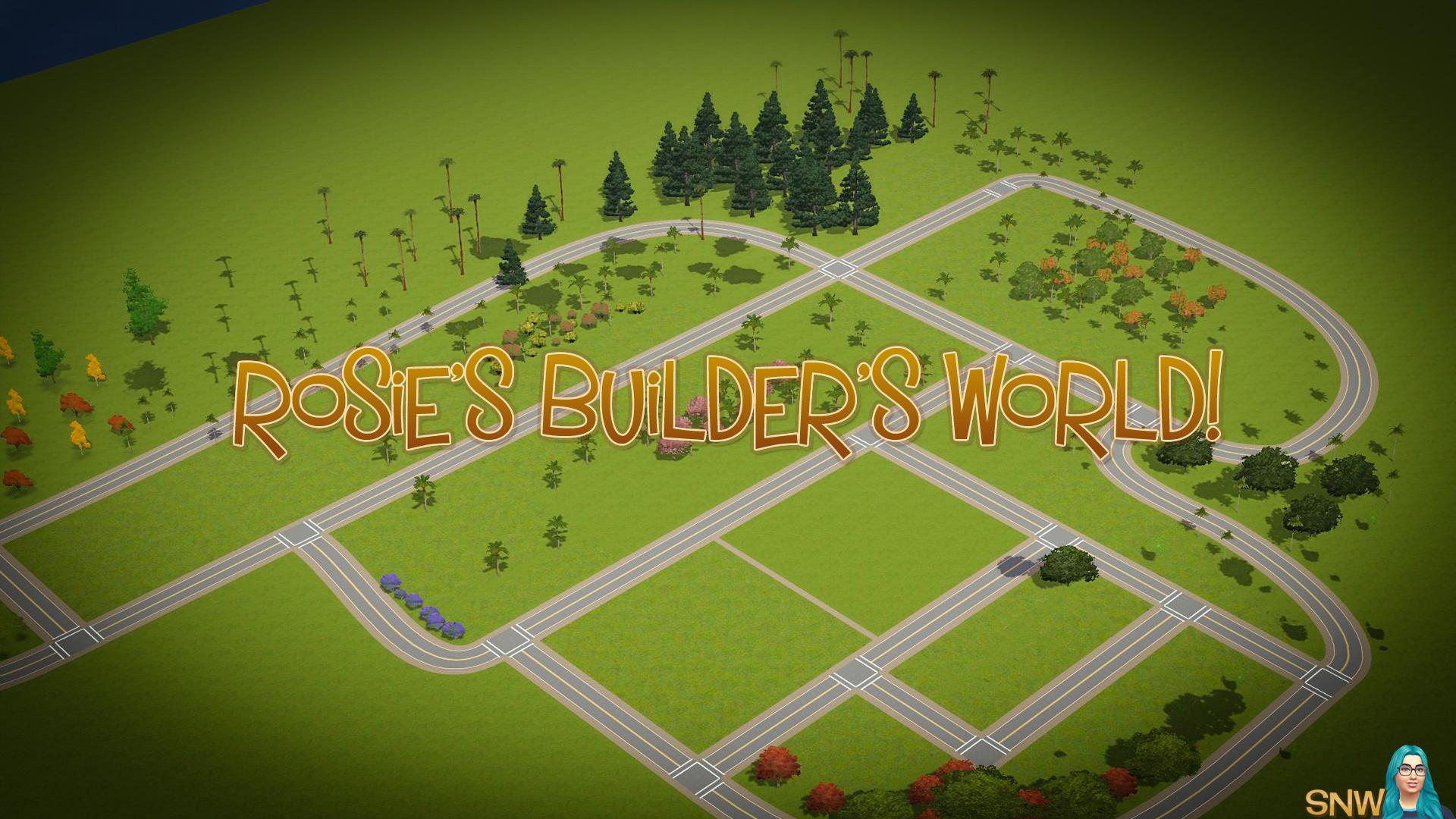 Rosie's Builder's World