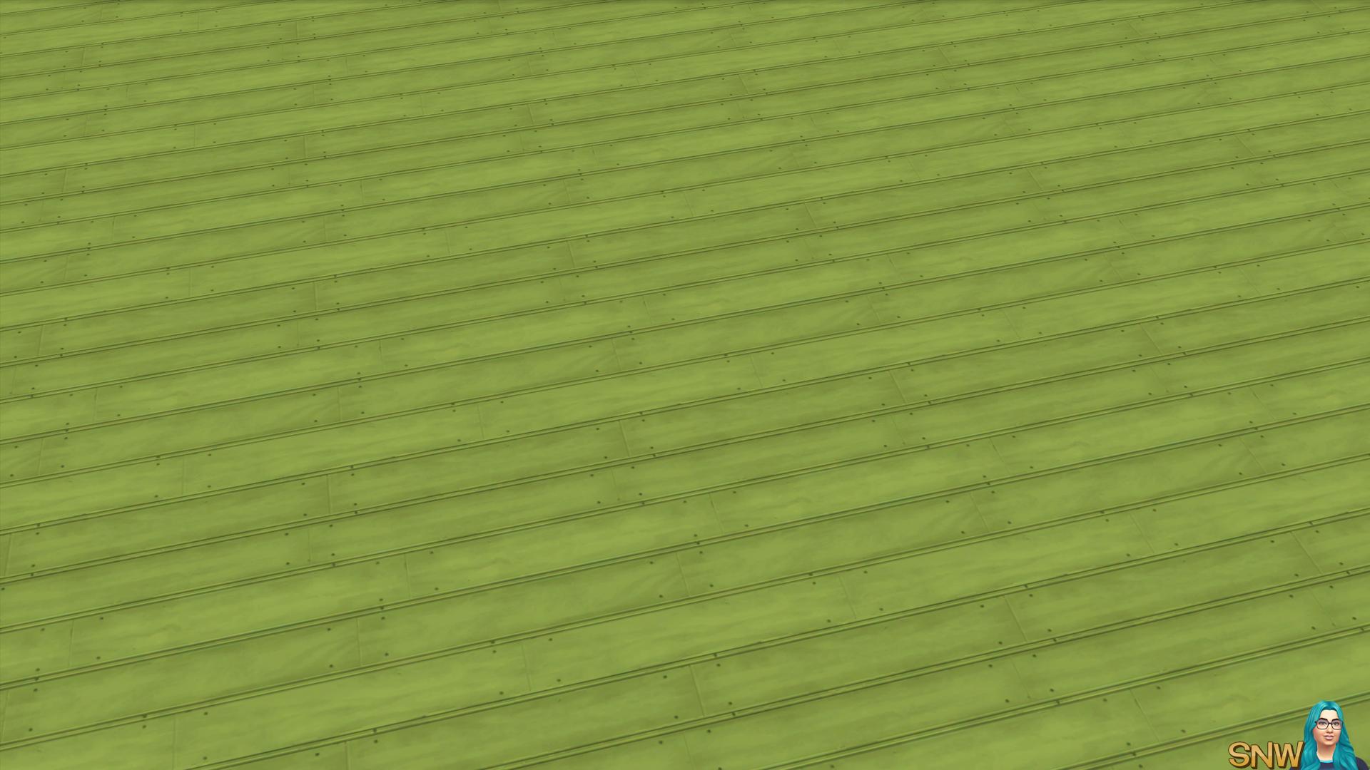Rustic Subfloor Slats (Small)