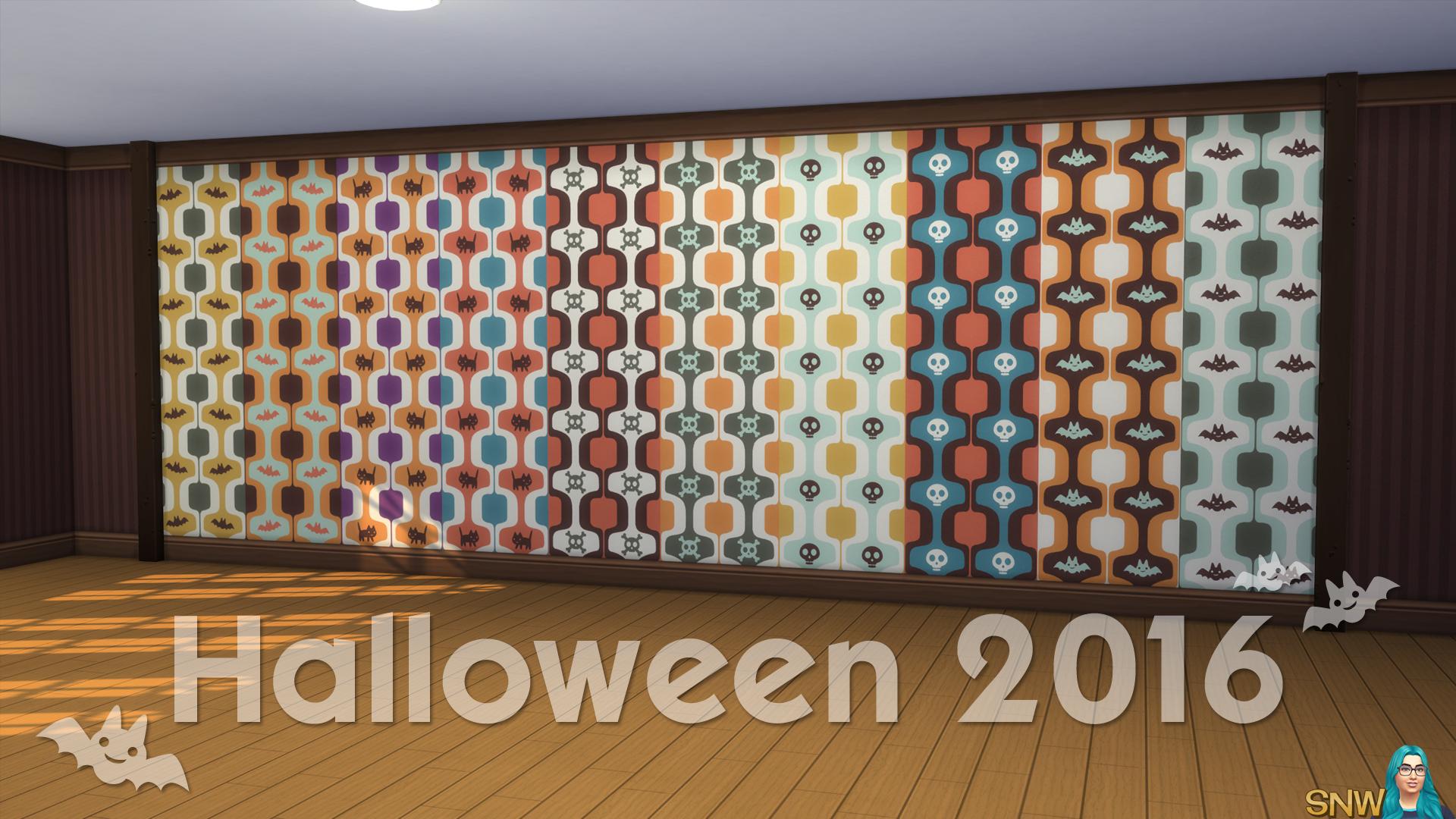 Halloween 2016 Walls #1