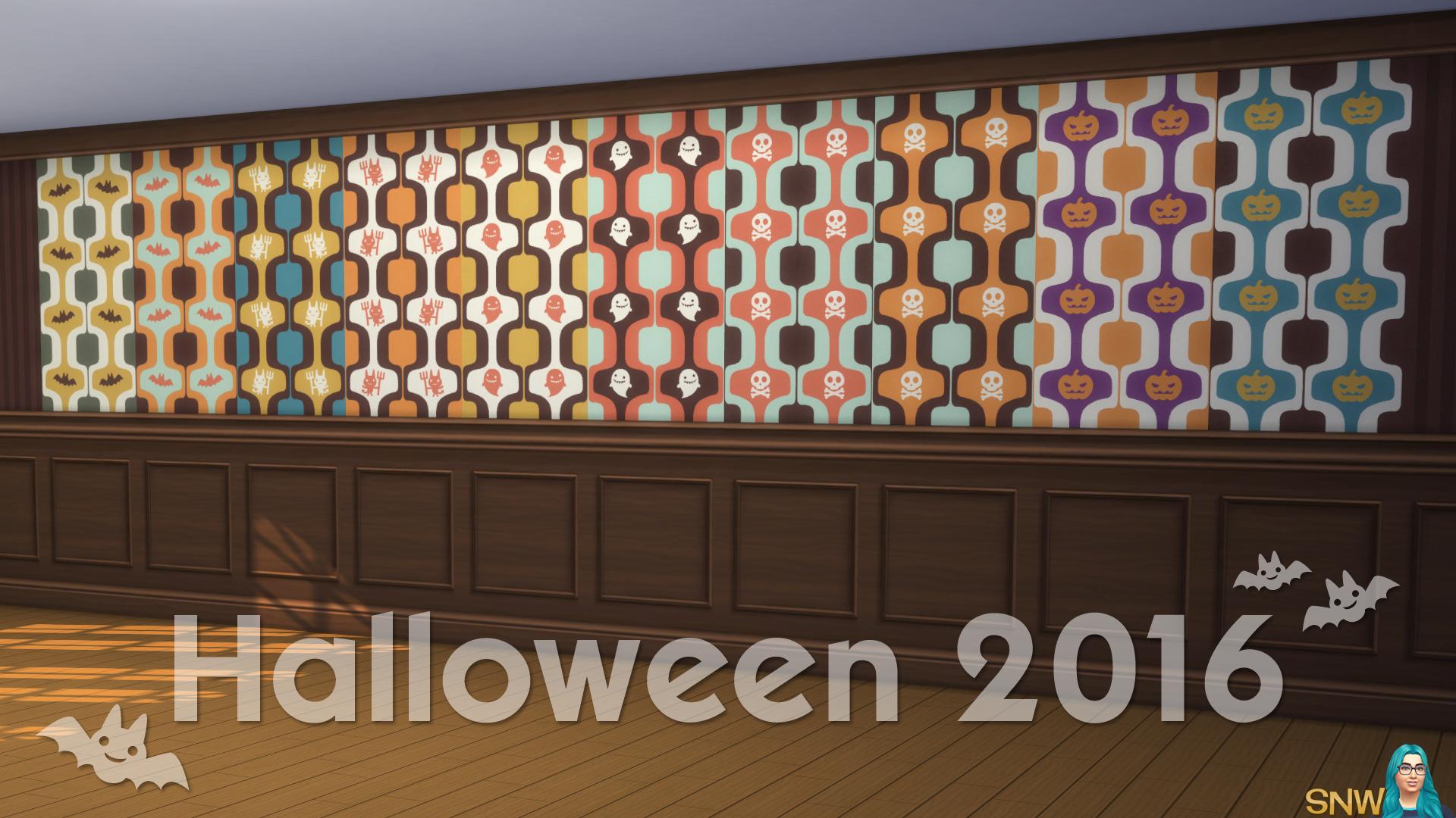 Halloween 2016 Walls #7