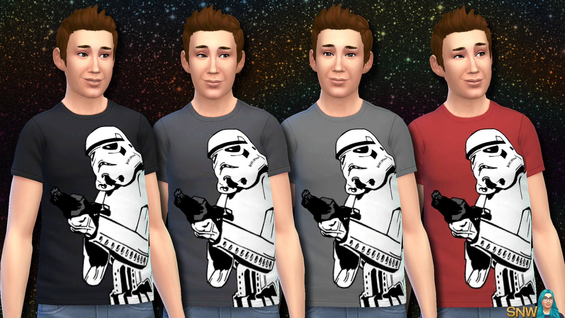 Star Wars Stormtrooper Shirts for Men