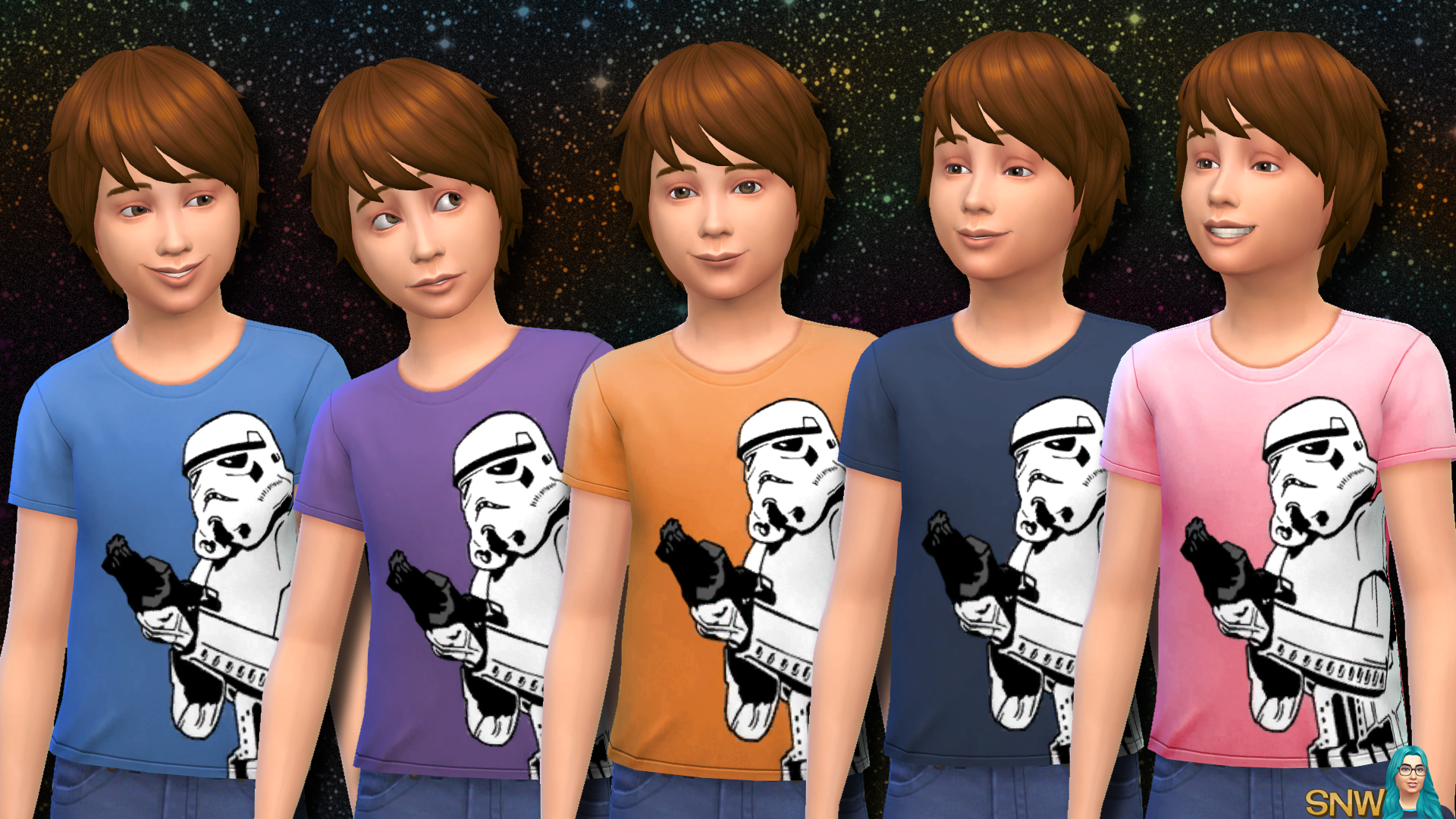 Star Wars Stormtrooper Shirts for Kids