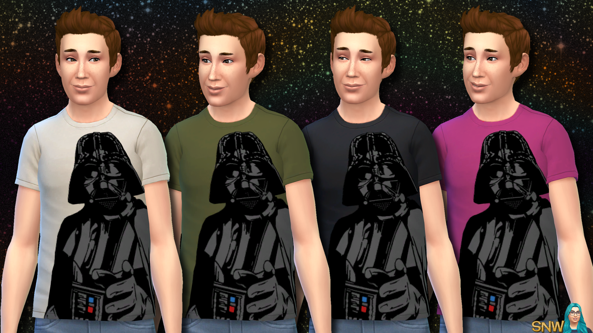 Star Wars Darth Vader Shirts for Men