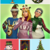 The Sims 4: Holiday Celebration Pack Packshot Box Art