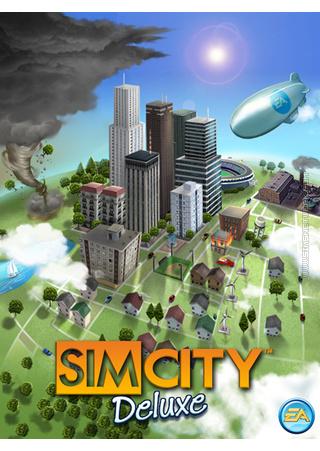 SimCity Deluxe box art packshot