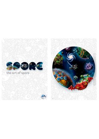 Spore (Galactic Edition) box art packshot