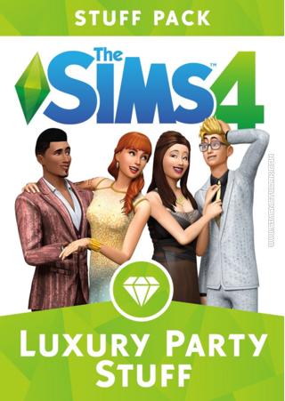 Luxury Party Art