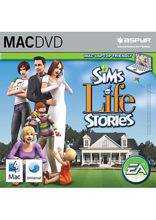 sims life stories mac download free