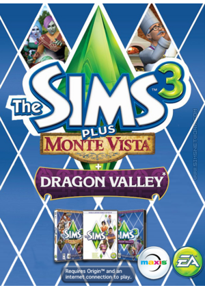 The Sims 3 Plus Monte Vista and Dragon Valley | SNW