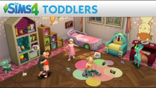 The Sims 4: Toddlers Are Here!
