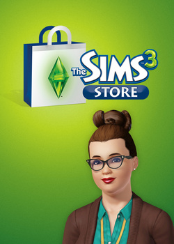 The Sims 3 Store box art packshot