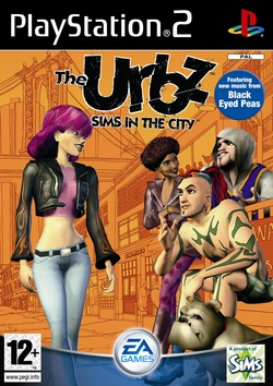 The Urbz PS2 Xbox NGC Packshot Box Art
