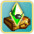 The Sims 2: Bon Voyage custom made icon for SNW