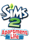 The Sims 2: Apartment Life logo