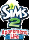 The Sims 2: Apartment Life logo
