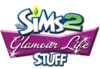 The Sims 2: Glamour Life Stuff logo
