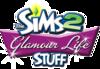 The Sims 2: Glamour Life Stuff logo