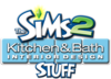 The Sims 2: Kitchen & Bath Interior Design Stuff logo