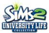 The Sims 2: University Life Collection logo