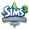 The Sims 3: High-End Loft Stuff logo US