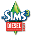 The Sims 3: Diesel Stuff logo