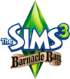 The Sims 3: Barnacle Bay logo