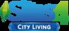 The Sims 4: City Living logo