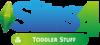 The Sims 4: Toddler Stuff logo