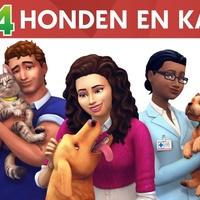 Officiële onthullingstrailer van De Sims 4 Honden en Katten
