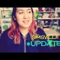 Simsville *UPDATE* Vlog