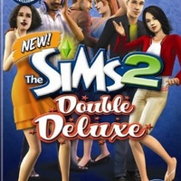 The Sims 2: Double Deluxe box art packshot US
