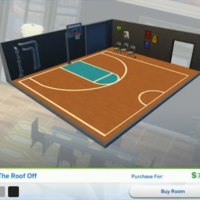 The Sims 4: City Living Styled Rooms - Blow The Roof Off