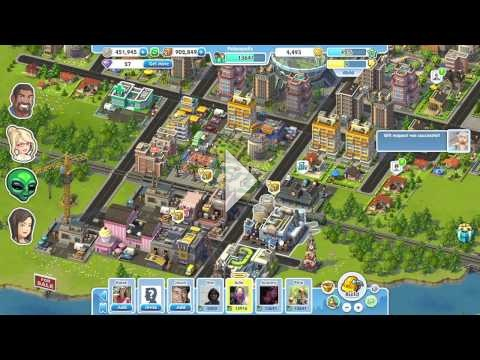 SimCity Social: More City, Less 'Ville