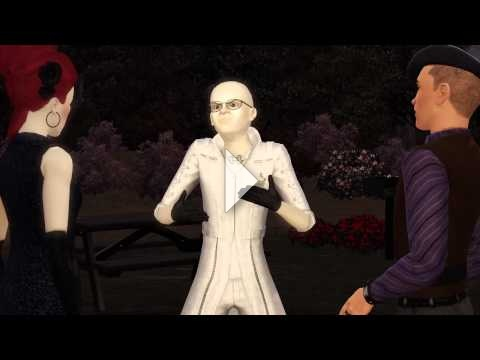 De Sims 3 Midnight Hollow teaser trailer