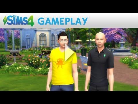 The Sims 4: Gameplay Walkthrough Official Trailer