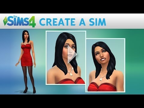 The Sims 4: Create A Sim Official Gameplay Trailer