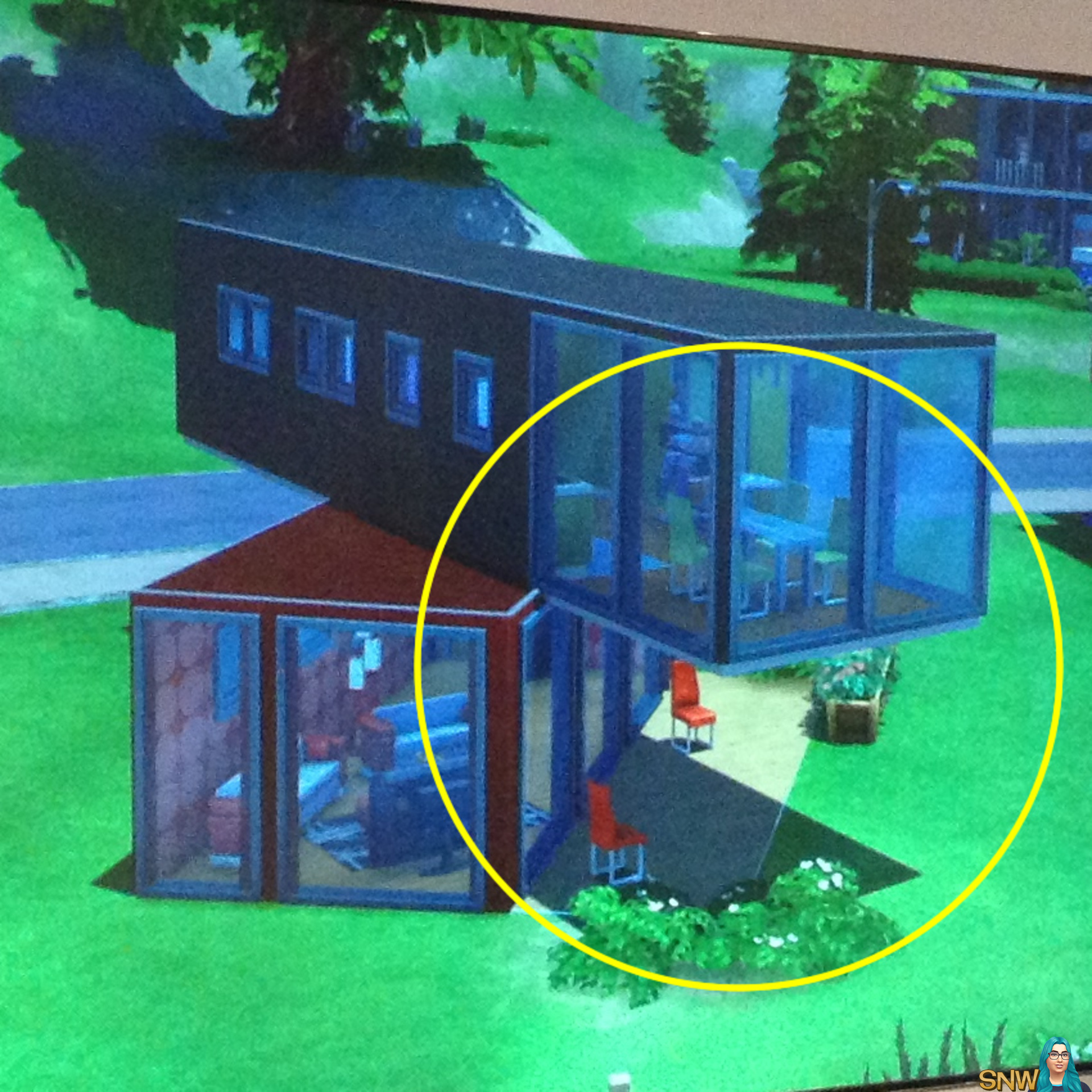 Sims Camp The Sims 4 Build Mode Snw Simsnetwork Com