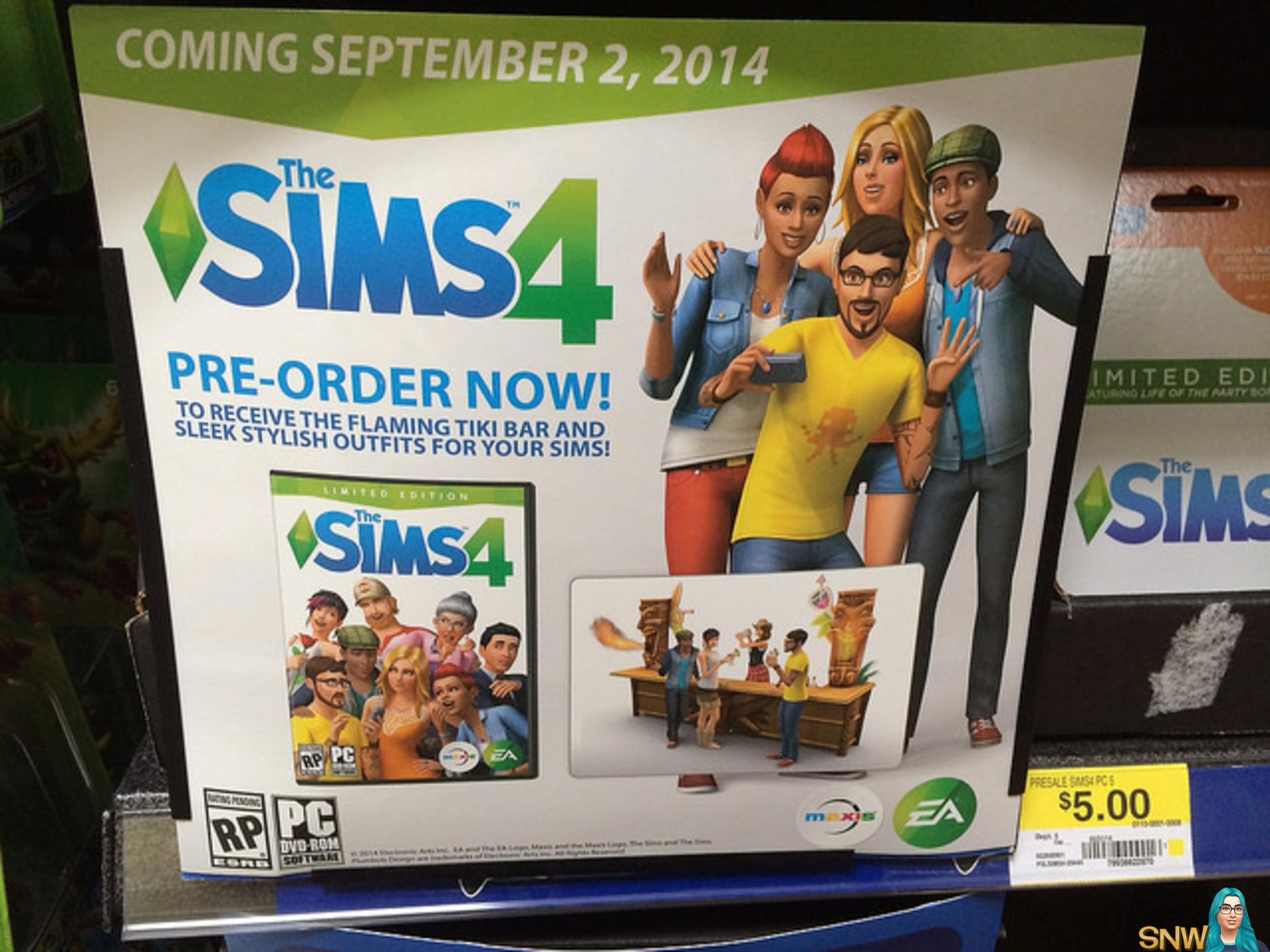 The sims 5 release date in Brisbane
