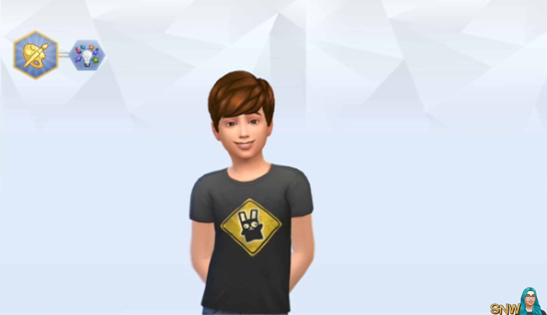 My family in The Sims 4 | SNW | SimsNetwork com