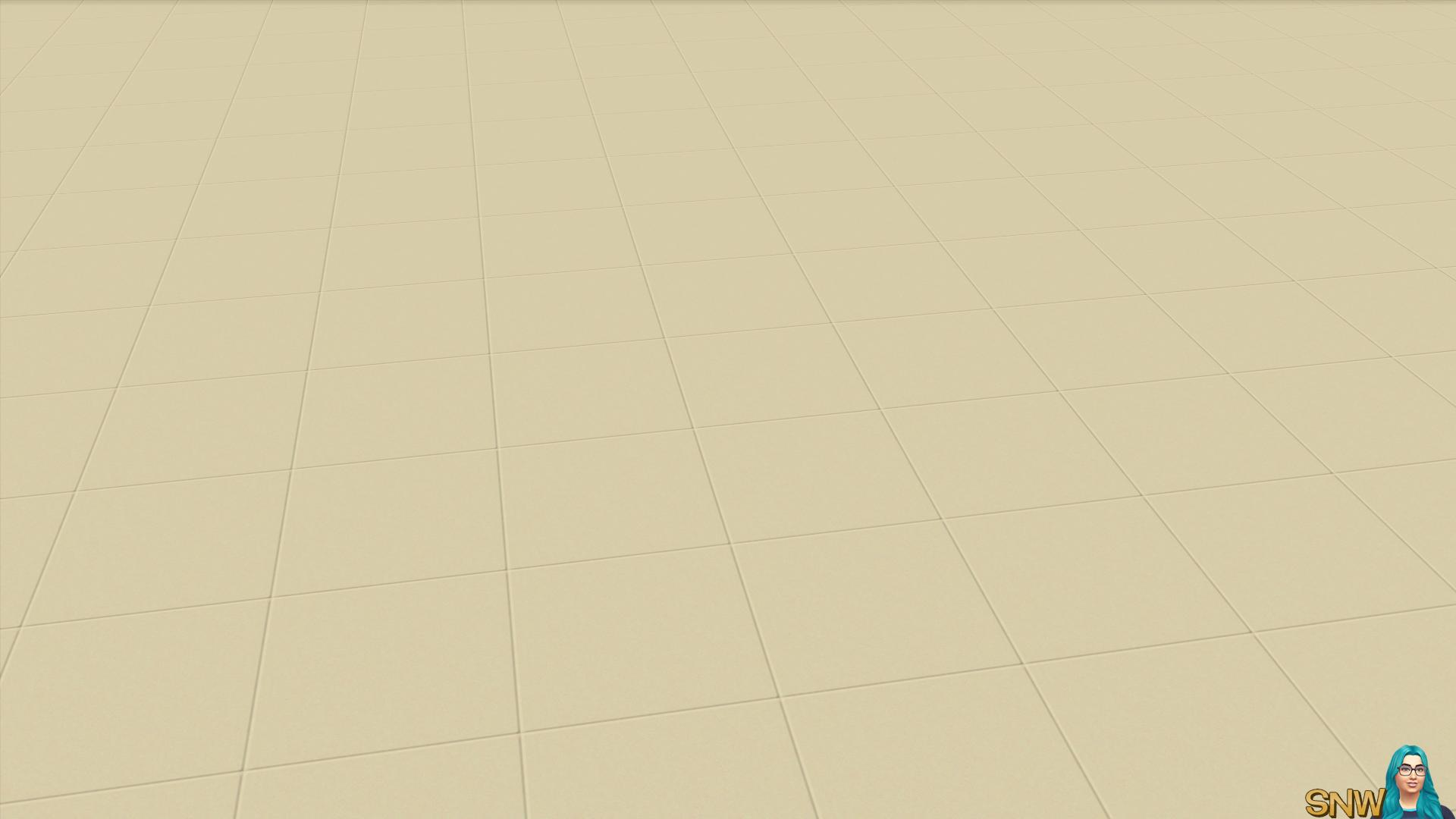 De Stijl Floor Tiles 1 Snw Simsnetwork Com