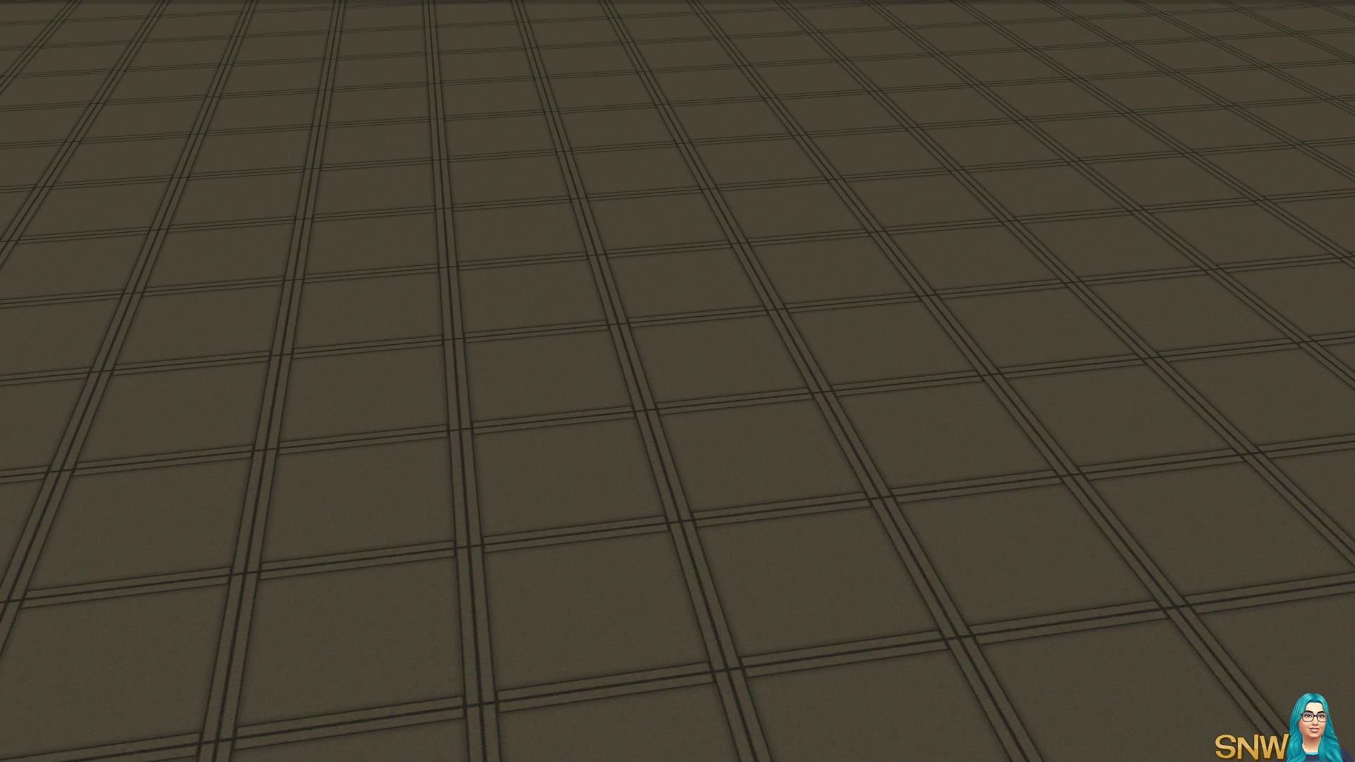 De Stijl Floor Tiles 2 Snw Simsnetwork Com
